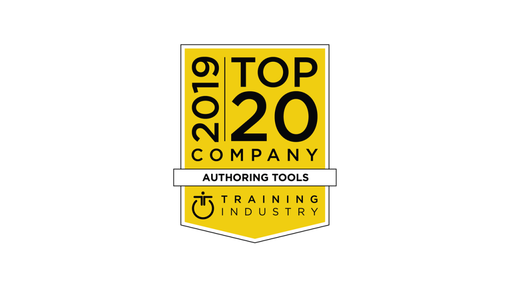 Area9 Lyceum Named to 2019 Training Industry Top 20 Authoring Tools Companies List
